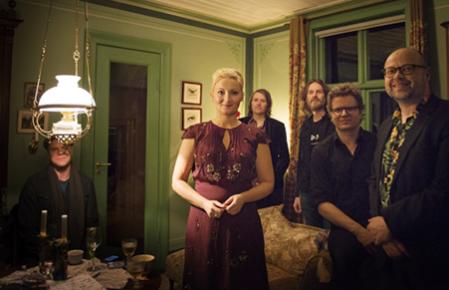 TV-konsert med Sigrid Moldestad på NRK