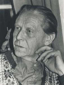 Portrett av Jan-Magnus Bruheim