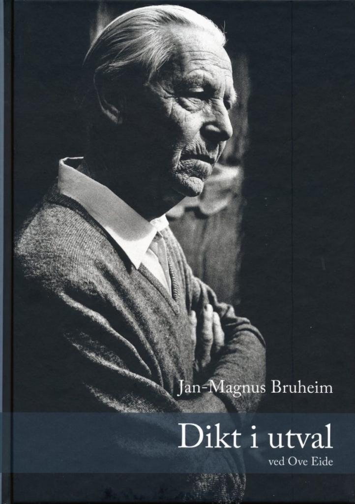 Bokomslag Dikt i utval av Jan-Magnus Bruheim