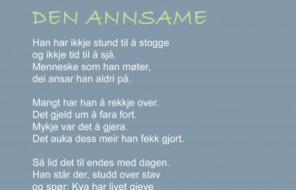 Fleire dikt til deg